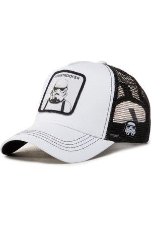 Capslab Femme Bonnets - Casquette - Stormtrooper CL/STT/1/WA White
