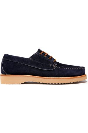 Timberland Chaussure Bateau American Craft Pour Homme En Marine Marine