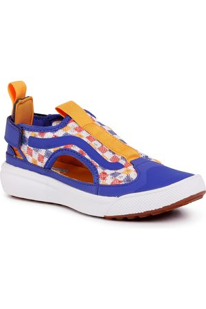 Vans Fille Chaussures basses - Chaussures basses - Ultrarange Glide VN0A4U1VWL71 (Checker) Royal Bl/Tr Wht