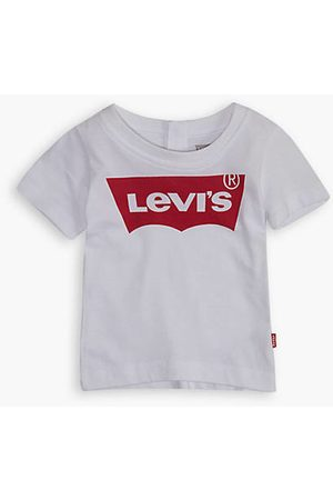 Levi's Batwing Tee Kids / White