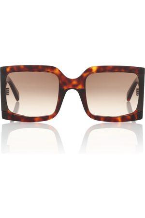 Celine Eyewear Lunettes de soleil carrées