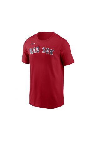 Nike Homme T-shirts - T-Shirt MLB Boston Red Sox Wordmark pour Homme