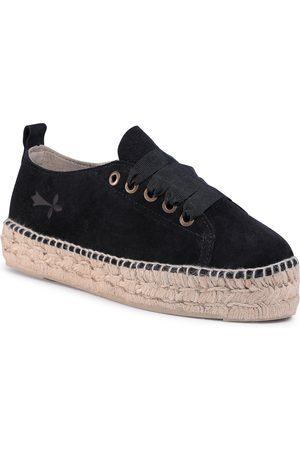 MANEBI Espadrilles - Sneakers D K 1.0 E0 Black