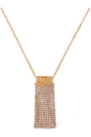 VERSACE Long Collier Avec Pochette Embellie