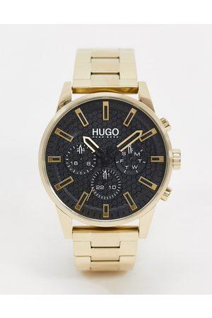 HUGO BOSS Montre-bracelet - Doré 1530152