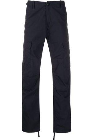 Carhartt Pantalon droit à poches cargo