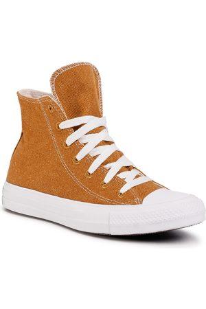 Converse Sneakers - Ctas Hi 166740C Wheat/Natural/White