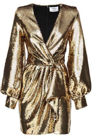 AMEN Robe En Sequins
