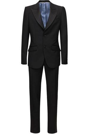 Gucci Mohair & Wool Heritage Tuxedo