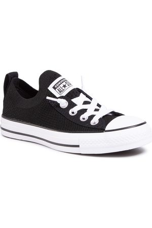 Converse Sneakers - Ctas Shoreline Knit Slip 565489C Black/White/Black