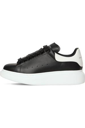 Alexander McQueen Sneakers En Cuir Bicolore 45 Mm