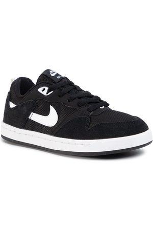 Nike Chaussures - Sb Alleyoop (Gs) CJ0883 001 Black/White/Black