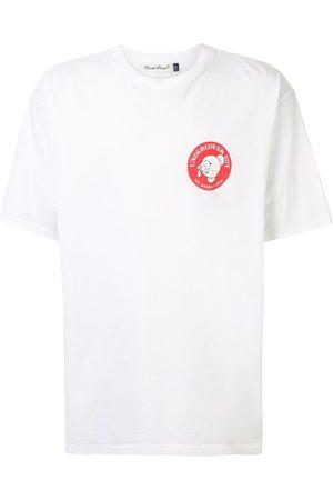 UNDERCOVER T-shirt à imprimé graphique