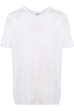 Saint Laurent T-shirt à encolure ronde