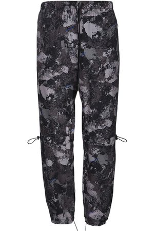 MARCELO BURLON Homme Pantalons - Pantalon De Survêtement En Tech Imprimé Camouflage