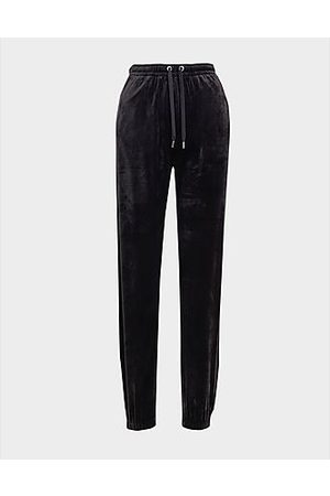 Juicy Couture Pantalon de survêtement Diamante Logo Velour Femme - Only at JD - / , /