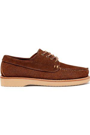Timberland Chaussure Bateau American Craft Pour Homme En Foncé Foncé