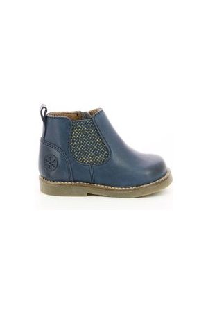 Aster Femme Bottines - Boots Cuir Stic