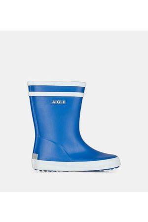 Aigle Bottes de pluie Baby Flac bleues
