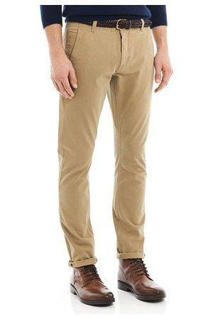 Dockers Pantalon chino Alpha Khaki skinny fit