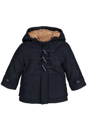 La Redoute Garçon Manteaux longs - Duffle-coat à capuche moutonné 1 mois-3 ans