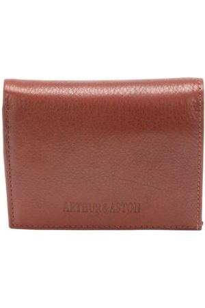 Arthur Et Aston Homme Portefeuilles - Porte-monnaie en cuir de vachette
