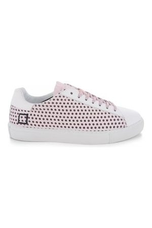 D.A.T.E. Sneakers basses Newman Perforated Glitter