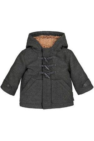 La Redoute Duffle-coat à capuche moutonné 1 mois-3 ans