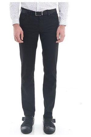 IKKS Jeans en coton enduit slim fit