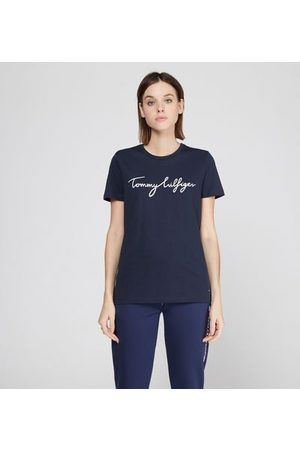 Tommy Hilfiger T-shirt signature Heritage coton