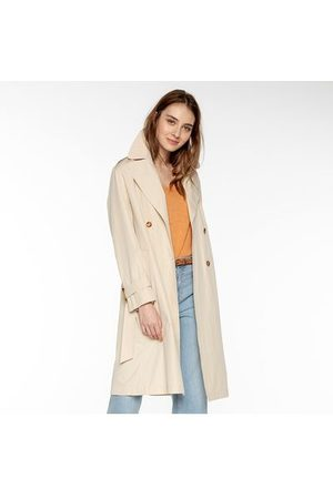 Trench and coat Trench long et oversize en coton
