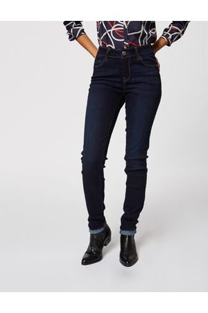 Morgan Jeans slim taille standard à poches