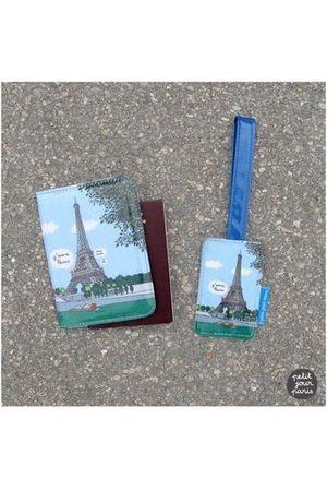 Petit Jour Paris Protège passeport et étiquette bagage