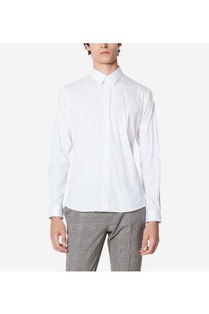 Sandro Chemise en coton stretch slim