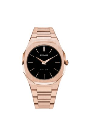 D1 MILANO Montre Femme, homme Ultra Thin