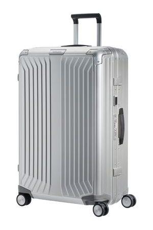 Samsonite Homme Sacs de voyage - Valise rigide Lite-Box Alu 4R 76 cm