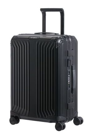 Samsonite Valise rigide cabine Lite-Box Alu 4R 55 cm
