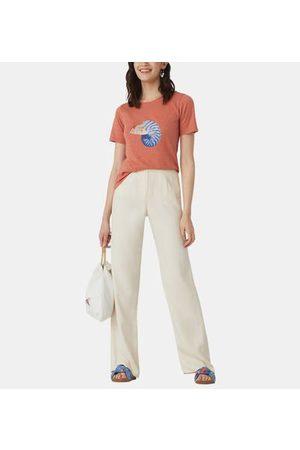 Nice Things T-shirt fluide Fish & Star en coton