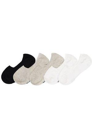 La Redoute Lot de 5 paires de soquettes invisibles 23-38