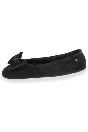 Isotoner Chaussons ballerines femme grand nud