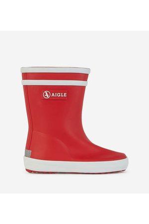 Aigle Bottes de pluie Baby Flac rouges