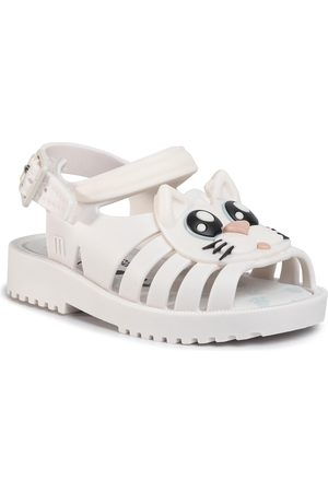 Melissa Fille Sandales - Sandales - Francxs Cat Bb 32872 White/Black 50944