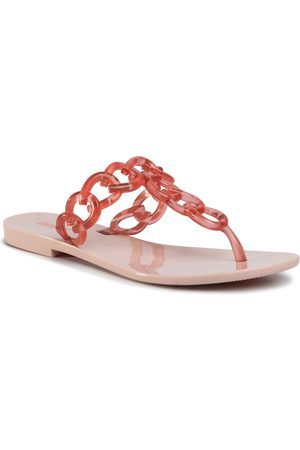 Melissa Tongs - Big Chain Ad 32892 Pink/Transparent Pink 53709