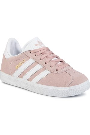 adidas Chaussures - Gazelle C BY9548 Icepnk/Ftwwht/Goldmt