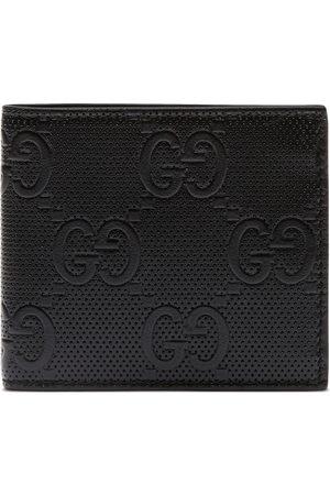 Gucci Portefeuille avec porte-monnaie GG embossé