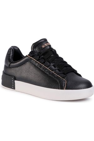 SuperTrash Sneakers - Lina Ced W 2011 001505 Blk/Nud 0929