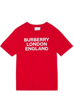 Burberry Logo-print cotton T-shirt