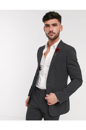 ASOS Wedding - Veste de costume skinny en stretch quatre directions