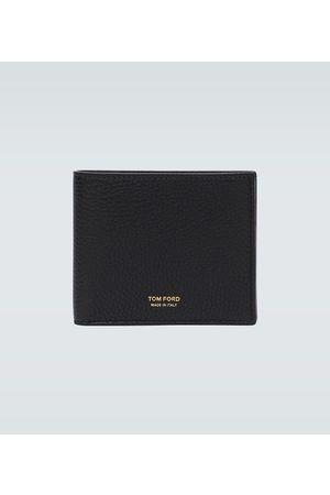 Tom Ford Porte-monnaie T Line en cuir