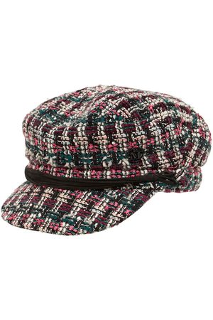 "Le Mont St Michel Casquette En Tweed ""new Abby"""